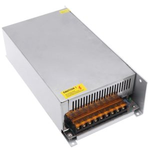 12 Volt 40 Amp, 480W SMPS 12V 40A Power Supply, SMPS, Driver, Switch Power Supply Driver, SMPS LED Strip, CCTV Power Supply, Input 90~240V AC Output 12 Volt 40 Amp DC