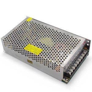 12 Volt 20 Amp, 240W SMPS/ 12V 20A Power Supply, SMPS, Driver, Switch Power Supply Driver, SMPS LED Strip, CCTV Power Supply, Input 90~240V AC Output 12 Volt 20 Amp DC