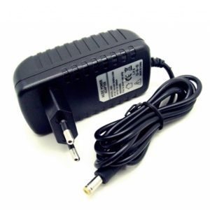 12V 2A Power Adapter, Power Supply AC Input 100-240V DC Output 12 Volt 2 Amp 24 Watt SMPS, Adapter, Charge, PC LCD Monitor Supply