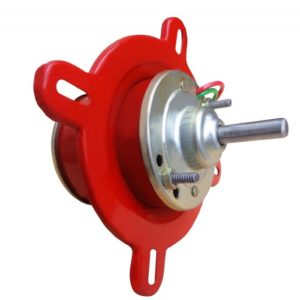 12V DC Motor For DC/Solar Fan/Cooler, High Power DC Big Motor Projects, 1500 RPM