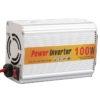 100 Watt Car Auto Converter/ Inverter 12V DC to 220V AC + USB 5V For For Home, Car, School Bus DVR Camera, Solar Panel, Color TV, Mobile Charger, CFL