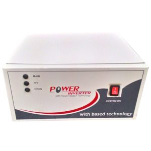 12V DC to 220V AC 350 Watt Inverter/ Converter For Home, Shop, Solar Panel, Color TV, Mobile Charger, CFL