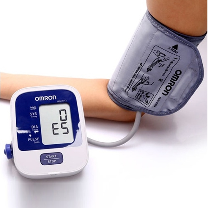 Omron Blood Pressure Monitor HEM 7120 Very Highly Accurate and Excellent Quality For Upper Arm