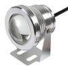 1 COB Chip 10W Car Bike Fog Lens Lamp Light COB LED DRL SMD Still Function, 12V DC