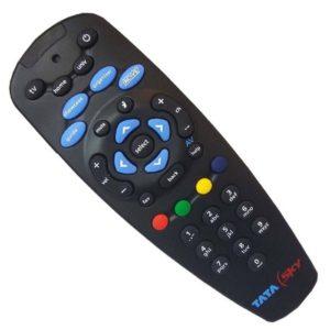TATA Sky DTH Remote For SD & HD Set Top Box, Universal Remote & TV Compatible