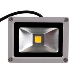 Waterproof Warm White 10W LED Flood Light AC 110-264V For Indoor & Outdoor Use