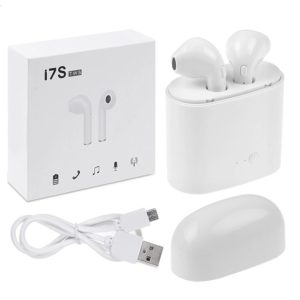 I7S TWS Mini Twins Ture Bluetooth V4.2 Wireless Earbuds Earphone Earpieces With Charging Box