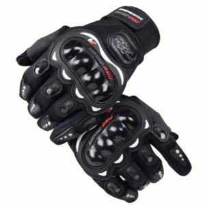 PRO BIKER Gloves for Bike/ Motorcycle/ Cycle Riding / Outdoor Sports Racing/ Camping Full Finger